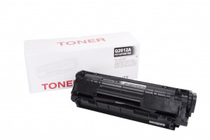 HP compatible toner cartridge Q2612A / FX10, 2000 yield