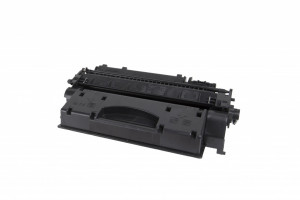 HP refill toner cartridge CE505X / CRG719H, 6500 yield