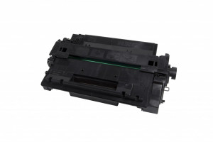 HP refill toner cartridge CE255A, 5000 yield