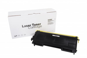Brother compatible toner cartridge TN2000, 2500 yield