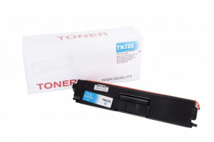 Brother compatible toner cartridge TN325C, 3500 yield
