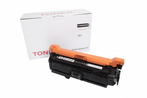 HP compatible toner cartridge CE400X / 507X, 11000 yield