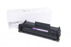HP compatible toner cartridge Q2612A / FX10, CRG703, 2000 yield (Orink white box)