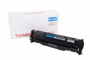 HP compatible toner cartridge CE411A, 2600 yield