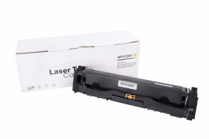 HP compatible toner cartridge CE412A, 2600 yield