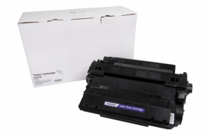 HP compatible toner cartridge CE255X, 12500 yield (Orink white box)