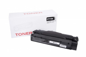 HP compatible toner cartridge C7115A / Q2624A / Q2613A, 2500 yield