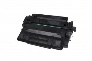 HP refill toner cartridge CE255X, 12500 yield