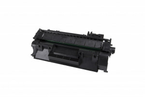 HP refill toner cartridge CE505A, 2300 yield