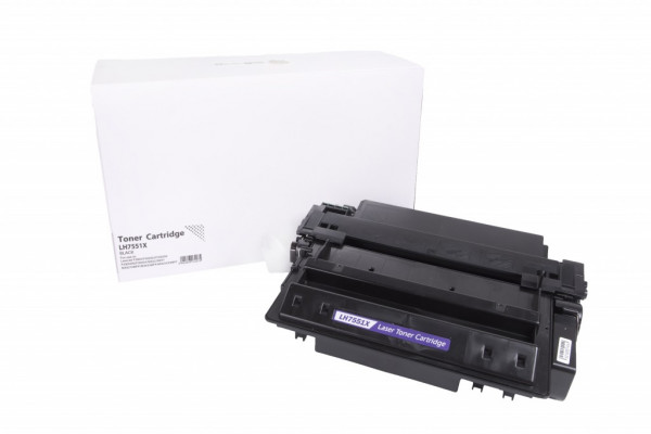 HP compatible toner cartridge Q7551X, 13000 yield (Orink white box)