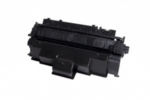 HP refill toner cartridge CE505X, 12000 yield