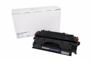 HP compatible toner cartridge CE505X / CF280X, 6900 yield (Orink white box)