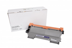 Brother compatible toner cartridge TN2010 / TN2220, 2600 yield (Orink white box)