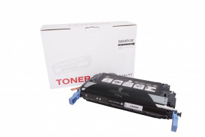 HP compatible toner cartridge CB400A, 7500 yield