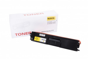 Brother kompatibilni toner TN326Y, 3500 listova
