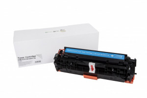 HP compatible toner cartridge CC531A / CE411A / CF381A, CRG718, 2800 yield (Orink white box)
