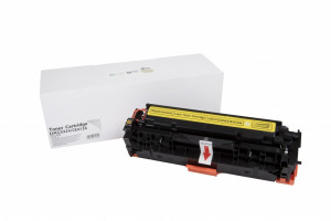 HP compatible toner cartridge CC532A / CE412A / CF382A, CRG718, 2800 yield (Orink white box)