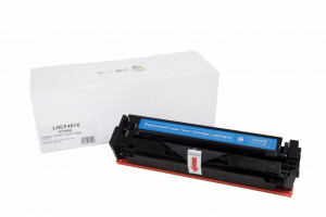 HP compatible toner cartridge CF401X, 2300 yield (Orink white box)