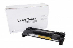 HP compatible toner cartridge CF226A, 3100 yield