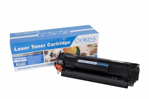 HP compatible toner cartridge CB435A / CB436A / CE285A, 2000 yield (Orink box)