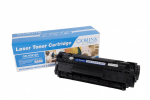 HP compatible toner cartridge Q2612A / FX10, 2000 yield (Orink box)