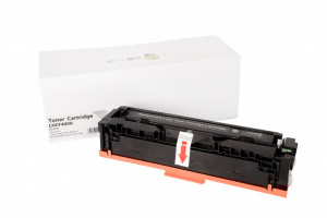 HP compatible toner cartridge CF400A, 1500 yield (Orink white box)