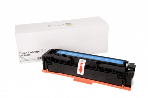 HP compatible toner cartridge CF401A / 1241C002, CRG045C, 1400 yield (Orink white box)