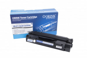 HP compatible toner cartridge C7115A / Q2624A / Q2613A, 2500 yield (Orink box)