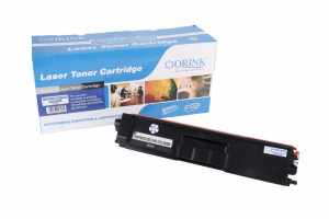 Brother compatible toner cartridge TN325BK, 6000 yield (Orink box)