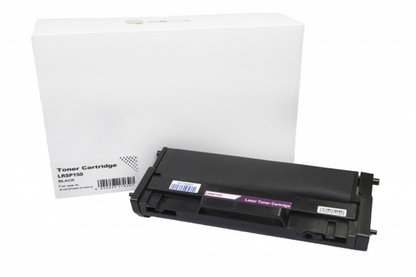 Ricoh compatible toner cartridge 408010, 1500 yield (Orink white box)