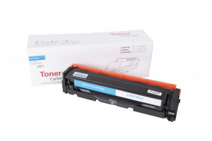 HP compatible toner cartridge CF401A, 1400 yield (Neutral Color)