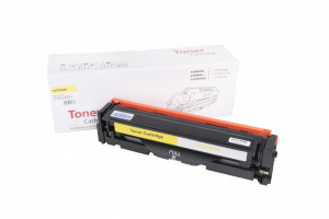 HP compatible toner cartridge CF402A, 1400 yield (Neutral Color)