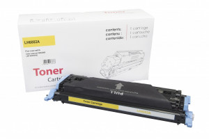 HP compatible toner cartridge Q6002A, 2000 yield (Neutral Color)