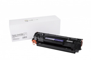 HP compatible toner cartridge CF283X / CRG737, 2200 yield (Orink white box)