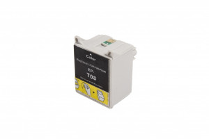 Epson compatible ink cartridge C13T00840110, T008, 62ml