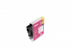 Brother compatible ink cartridge LC1100M / LC980M, 12ml (Orink bulk)