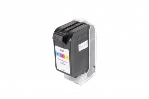 HP refill ink cartridge C1823DE, no.23, 42ml (BULK)