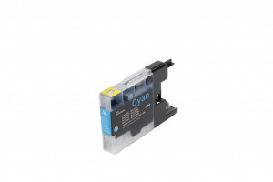 Brother compatible ink cartridge LC1240C, 12ml (Orink bulk)
