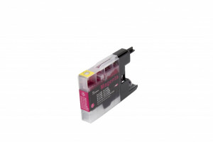 Brother compatible ink cartridge LC1240M, 12ml (Orink bulk)