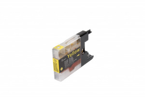 Brother compatible ink cartridge LC1240Y, 12ml (Orink bulk)