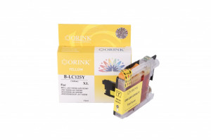 Brother kompatibilna tinta LC125XLY, 15ml (Orink box)