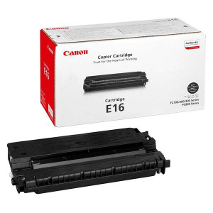 Canon original toner 1492A003, black, 2000str., E16, Canon FC 120,200,204,224,280,336,PC 860,880,890, O