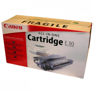 Canon original toner E30, black, 4000str., 1491A003, Canon FC-310, 330, 530, 200, PC-740, 750, 880, O