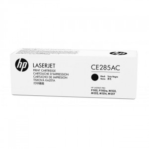 HP original toner cartridge CE285AC, 1600 yield