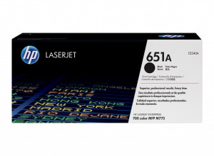 HP original toner cartridge CE340A, 13500 yield