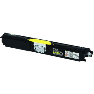 Epson original toner C13S050554, yellow, 2700str., return, Epson AcuLaser C1600, CX16, O