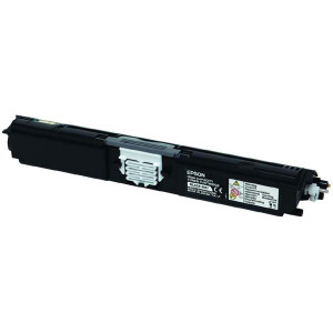 Epson original toner C13S050557, black, 2700str., return, Epson AcuLaser C1600, CX16, O