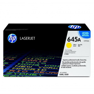 HP originál toner C9732A, yellow, 12000str., HP 645A, HP Color LaserJet 5500, N, DN, HDN, DTN