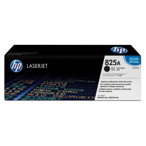 HP originál toner CB390A, black, 19500str., HP 825A, HP Color LaserJet CM6030, 6040, Enterprise M602