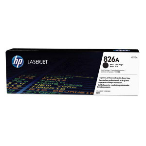 HP originál toner CF310A, black, 29000str., HP 826A, HP Color LaserJet Enterprise M855dn, M855x+, M855x+